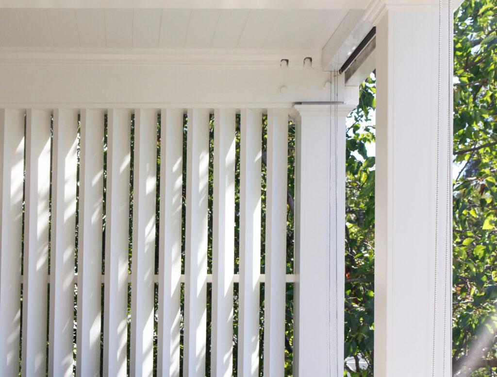 deck privacy screen // Hazel Addition by Sky Lanigan Studios