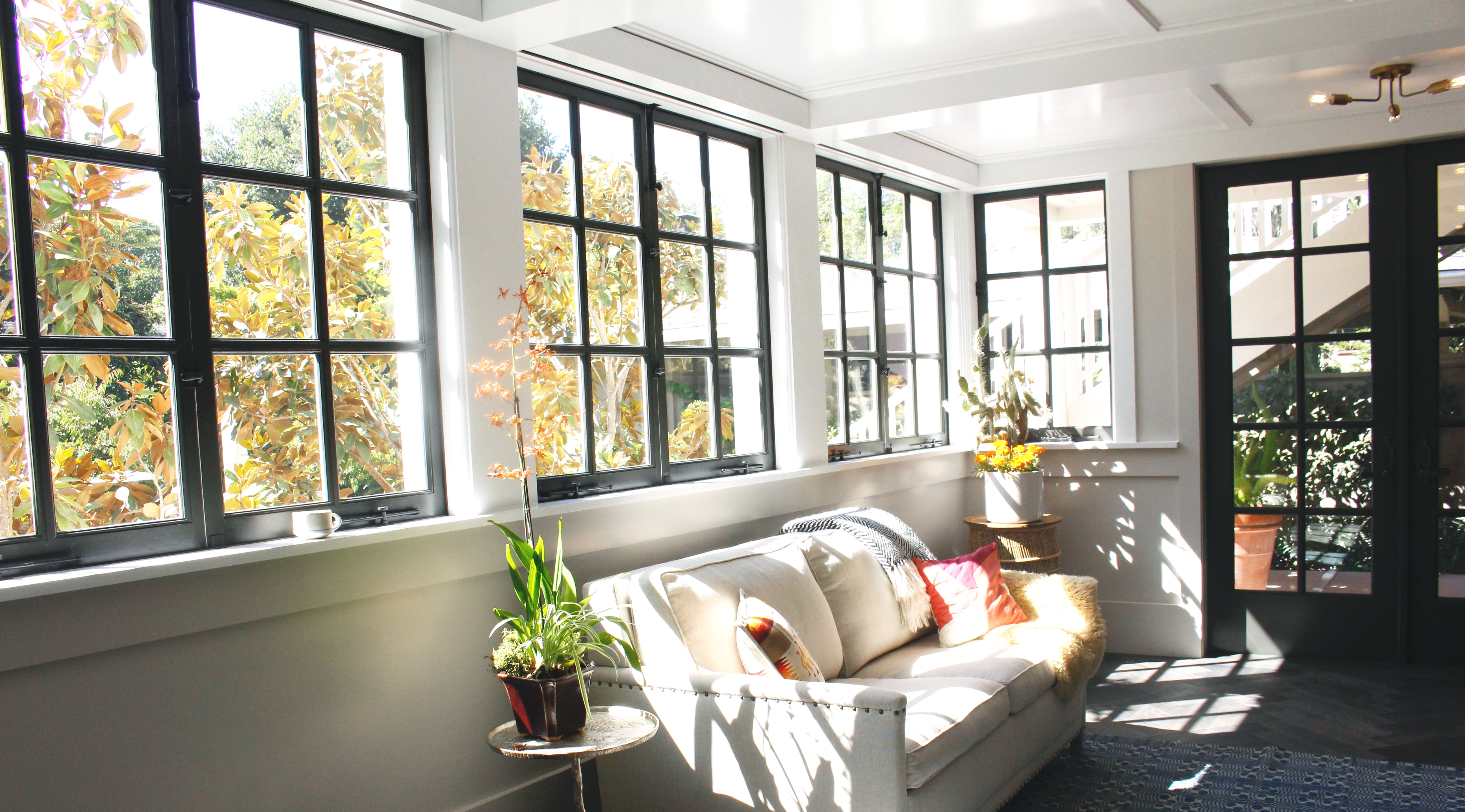 windows and door // Hazel Addition by Sky Lanigan Studios